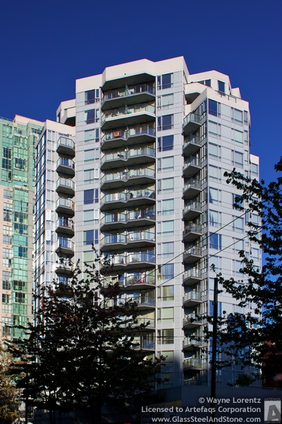 Photograph of 1212 Howe - Vancouver, British Columbia