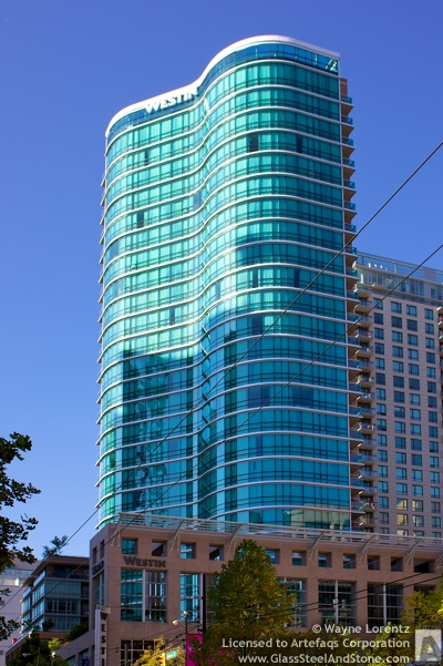 Stock photo of Westin Grand Vancouver, Vancouver, British Columbia