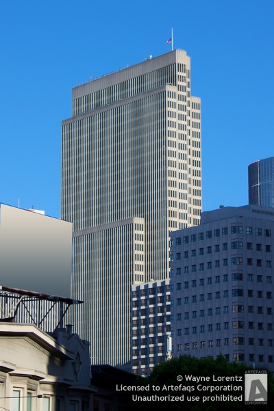 Stock photo of 1 Embarcadero Center - San Francisco, California