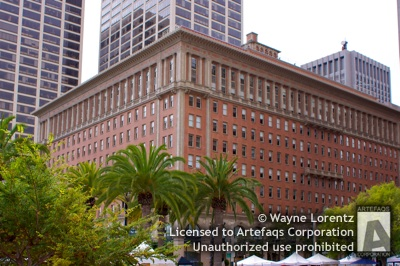 Stock photo of 1 Market Street - San Francisco, California