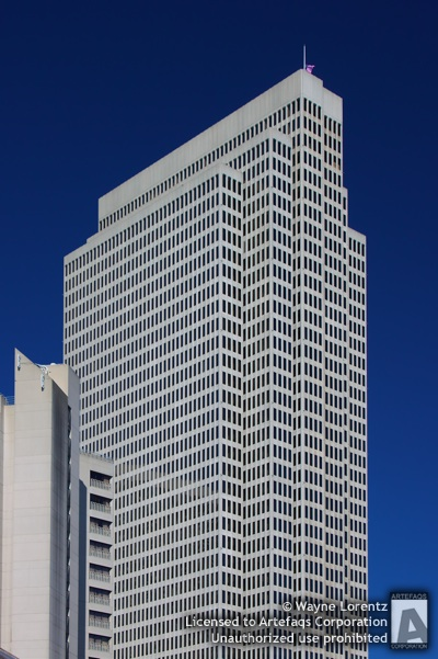 Stock photo of 4 Embarcadero Center - San Francisco, California