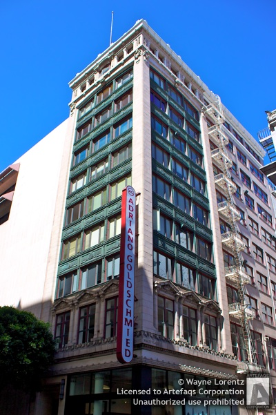 Photograph of 26 Ofarrell Street - San Francisco, California