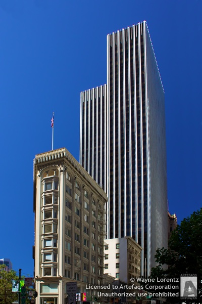Photograph of 44 Montgomery Street - San Francisco, California