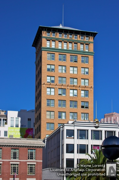 Stock photo of 166 Geary Street - San Francisco, California