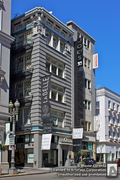 Photograph of 231 Grant Avenue - San Francisco, California