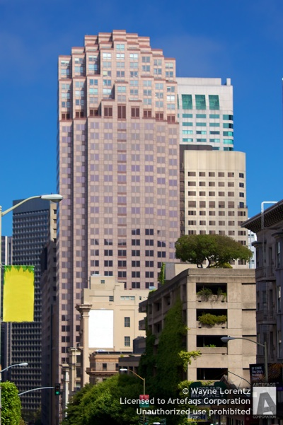 Stock photo of 333 Bush Street - San Francisco, California