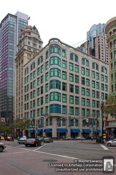 Stock photo of 799 Market Street - San Francisco, California