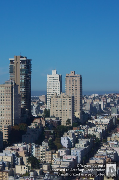 Photograph of 1000 Green - San Francisco, California