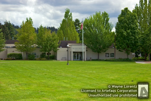 Photograph of King County District Courthouse Northeast Division - Redmond, Washington