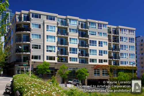 Stock photo of Bellevue Abella - Bellevue, Washington