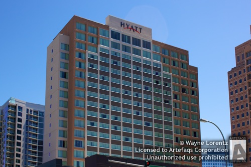 Stock photo of Hyatt Regency Bellevue - Bellevue, Washington