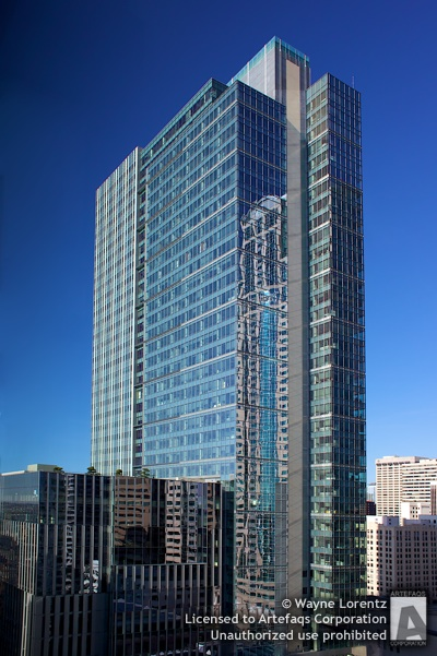 Stock photo of Russell Investments Center - Seattle, Washington