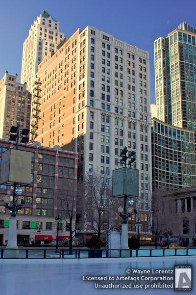 Stock photo of 30 North Michigan Avenue - Chicago, Illinois