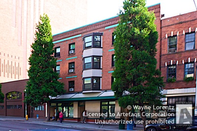 Photograph of El Rey Apartments - Seattle, Washington
