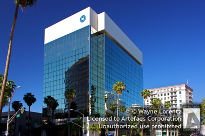 Stock photo of 401 East Ocean Boulevard - Long Beach, California