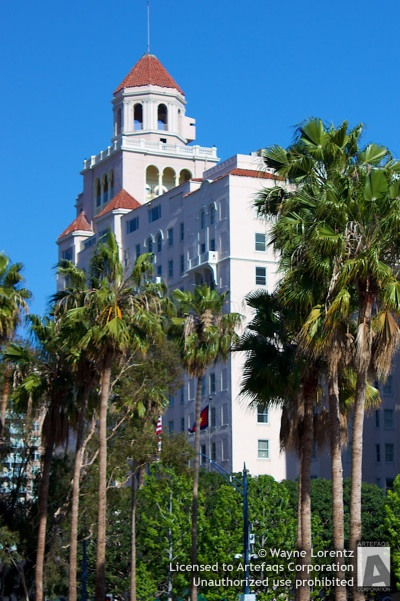 Stock photo of Breakers Retirement Community - Long Beach, California