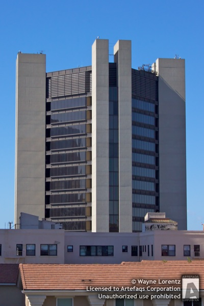 Photograph of City Hall - Long Beach, California