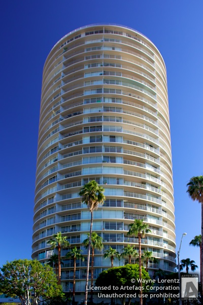 Photograph of International Tower - Long Beach, California