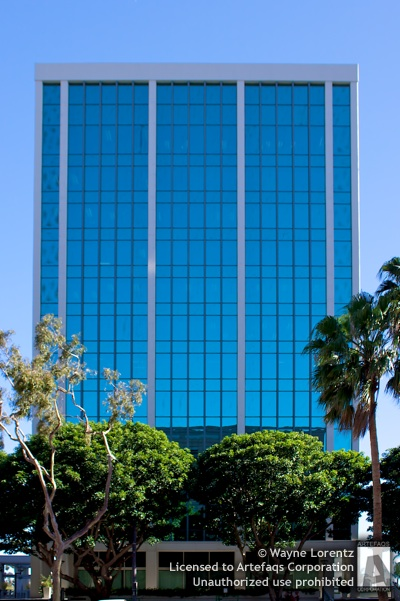 Stock photo of Legacy Oceangate Tower - Long Beach, California