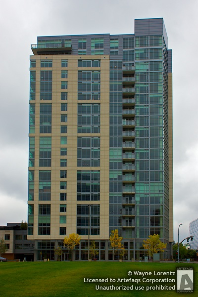 Stock photo of Ashton Bellevue - Bellevue, Washington