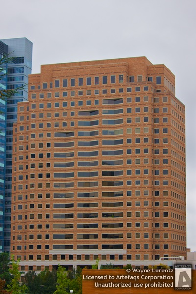 Stock photo of Bank of America Tower - Bellevue, Washington