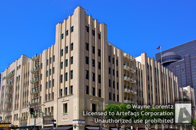Photograph of 600 West 7th Street - Los Angeles, California