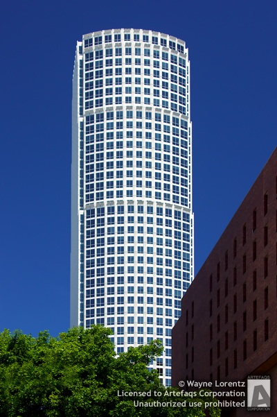 Stock photo of 777 Tower - Los Angeles, California