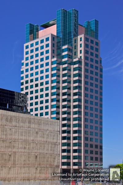 Photograph of 801 Tower - Los Angeles, California