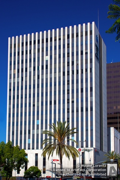 Stock photo of 3200 Wilshire North Tower - Los Angeles, California