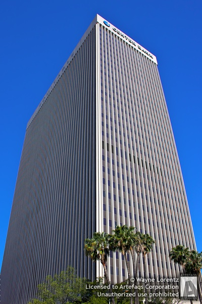 Stock photo of 3200 Wilshire South Tower - Los Angeles, California