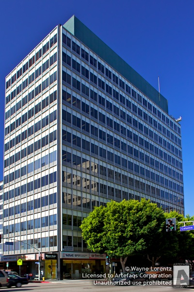 Photograph of Albion Pacific Building - Los Angeles, California