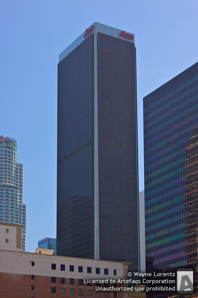 Photograph of Aon Center - Los Angeles, California