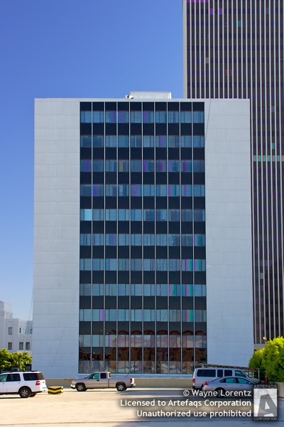 Stock photo of Central Plaza 1 - Los Angeles, California