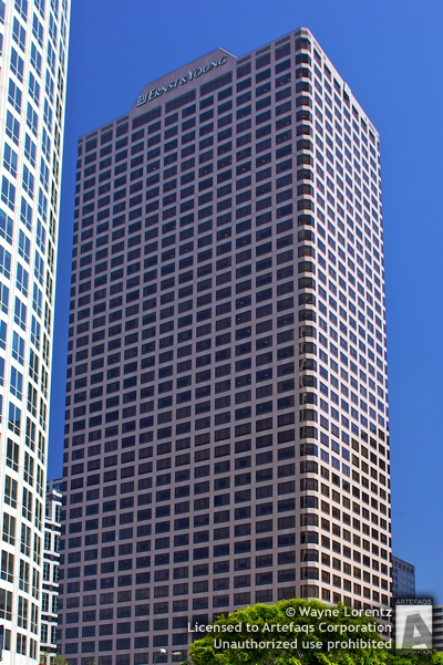 Photograph of Ernst and Young Plaza - Los Angeles, California