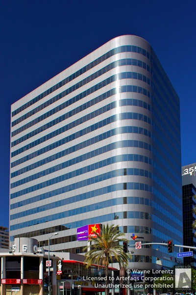 Photograph of Metroplex Wilshire - Los Angeles, California