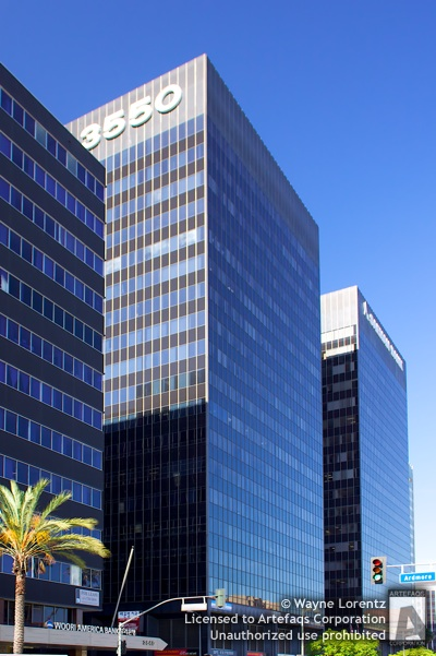 Photograph of Paramount Plaza East - Los Angeles, California