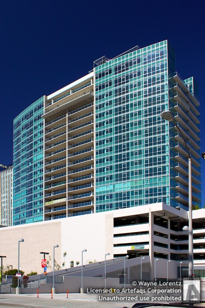 Stock photo of Solair Wilshire - Los Angeles, California