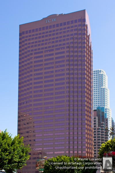 Photograph of TCW Tower - Los Angeles, California