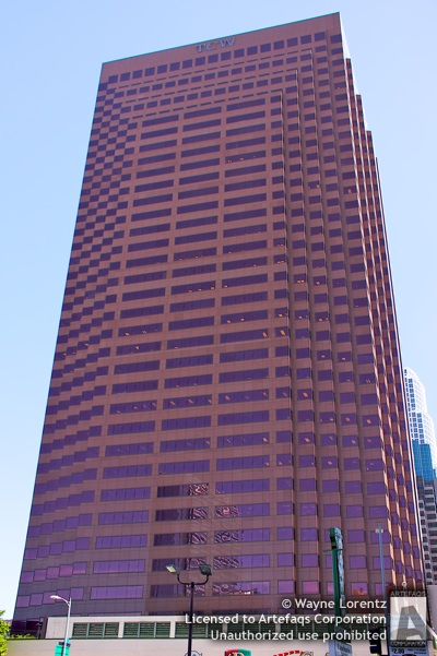 Stock photo of TCW Tower - Los Angeles, California