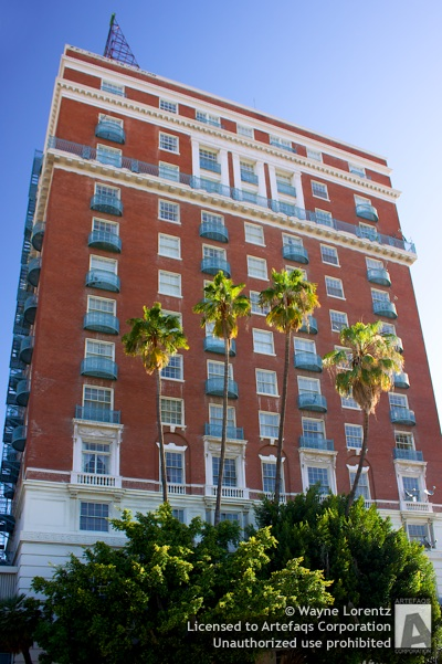 Stock photo of Town House - Los Angeles, California