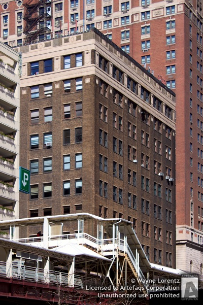 Stock photo of 30 East Adams - Chicago, Illinois -
