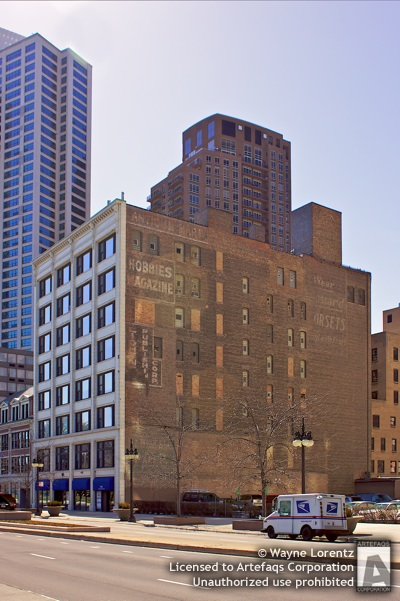 Photograph of 1006 South Michigan Avenue - Chicago, Illinois -