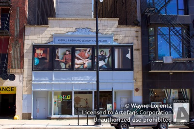 Stock photo of Columbia College 619 South Wabash Building - Chicago, Illinois -