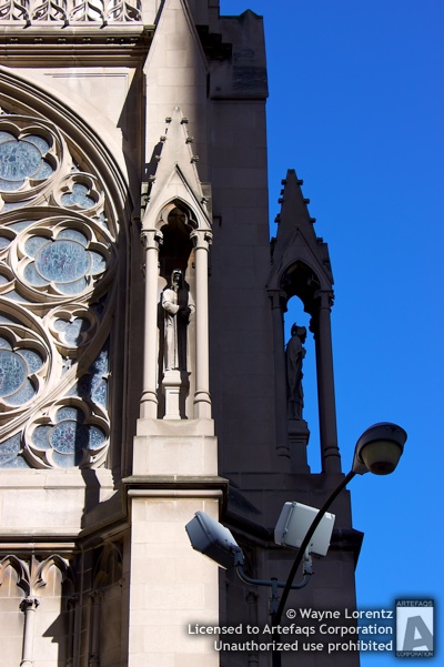 Photograph of The Archbishop Quigley Center - Chicago, Illinois -