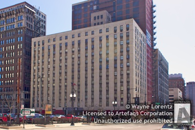 Photograph of Travelodge Hotel Downtown Chicago - Chicago, Illinois -
