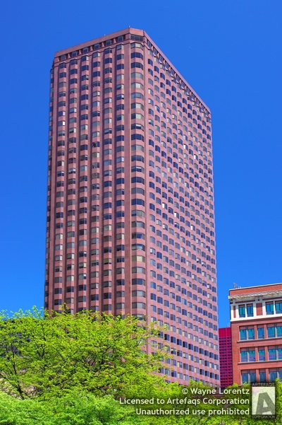 Photograph of 1 Financial Place - Chicago, Illinois