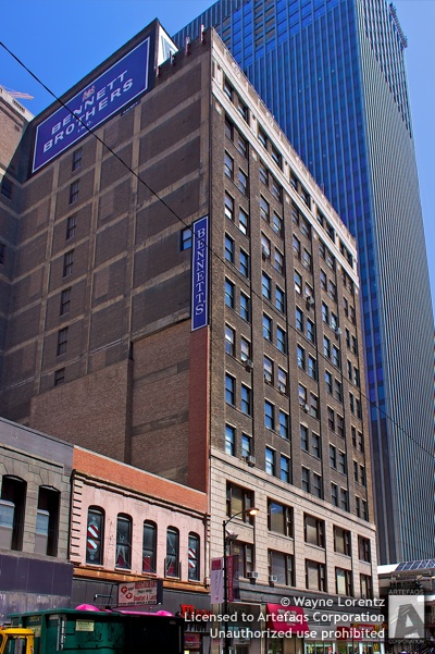 Stock photo of 30 East Adams Street - Chicago, Illinois