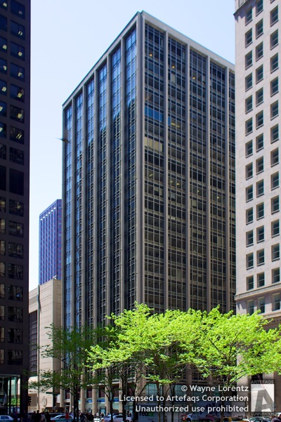 Stock photo of 111 West Jackson Boulevard - Chicago, Illinois
