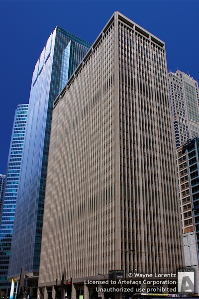 Photograph of Northern Trust Center (Chicago South Wacker) - Chicago, Illinois