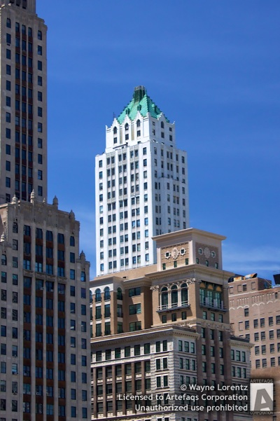 Stock photo of Pittsfield Building - Chicago, Illinois